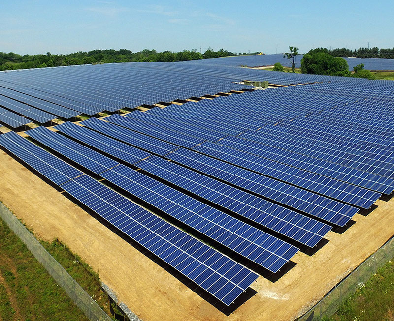 EESA gets awarded the contract for supply of power cables on 200 MW Blue Grass Solar Farm project