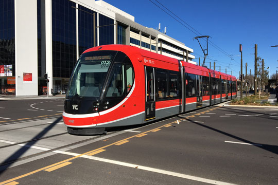 Canberra Metro Project